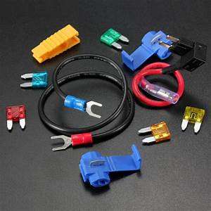 11in1 S  M  L Car Auto Audio Inline Take Electrical Fuse