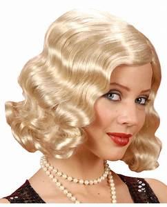 20er Jahre Outfit Damen : 20er jahre per cke blond per cken g nstig kaufen karneval universe ~ Frokenaadalensverden.com Haus und Dekorationen