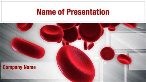 blood cells powerpoint templates blood cells powerpoint