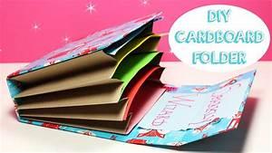 Diy Cardboard Folder