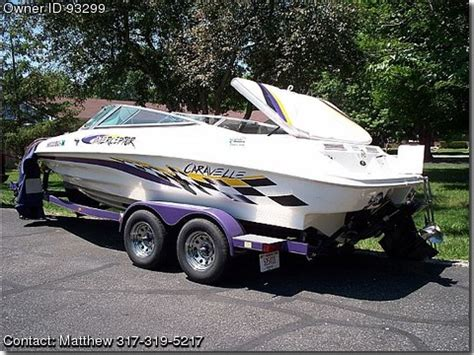 Caravelle Boats For Sale By Owner by 2002 Caravelle 232 Interceptor Used Boats For Sale By