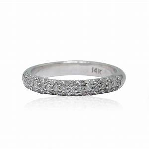 15 ideas of micro pave wedding bands With micro pave wedding ring