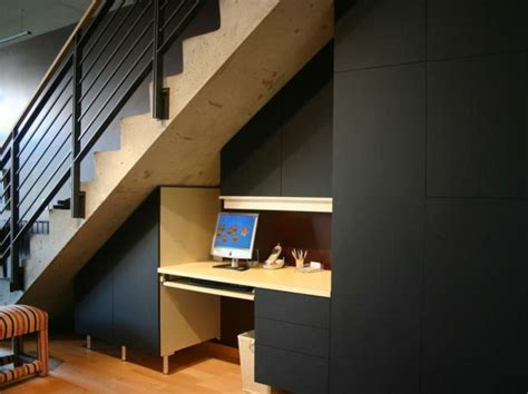 bureau ag e aménagement sous escalier propositions originales