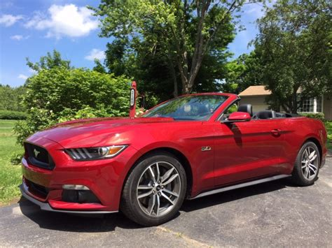 ford mustang gt convertible video review