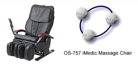 osim 757 imedic chair for sale my things for sale