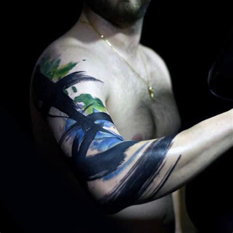 artistic tattoos  men  dose  creative ink