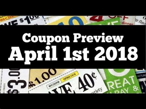 coupon insert preview 11/09/14