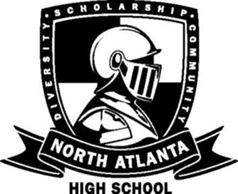 buckhead records show parents called atlanta ib 845 | North Atlanta High School logo 300x245