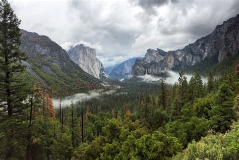 How Avoid The Crowds Yosemite National Park Least
