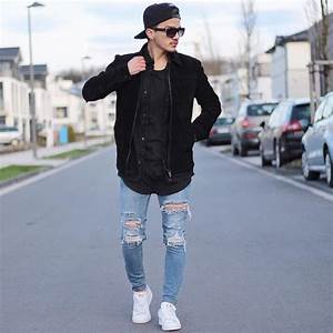 45 Easy Going Menu2019s Skinny Jeans - Hot Tight Looks To Try