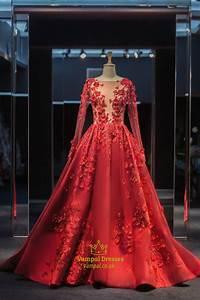 sheer lace applique sleeve dress val dresses
