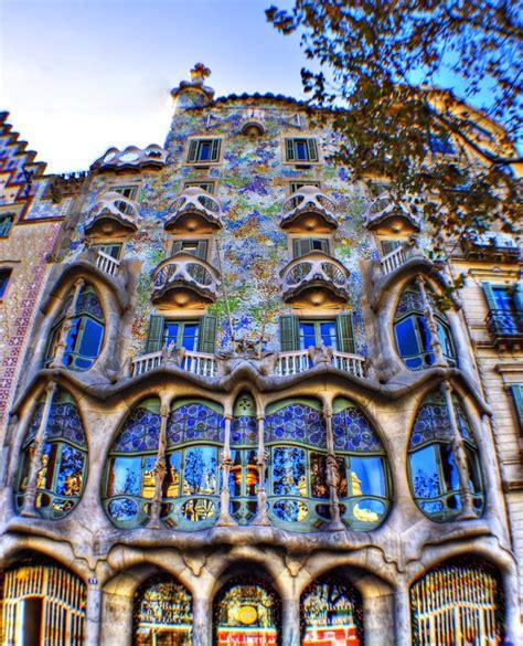 Casa Batlló, The Masterpiece By Antoni Gaudí Barcelona
