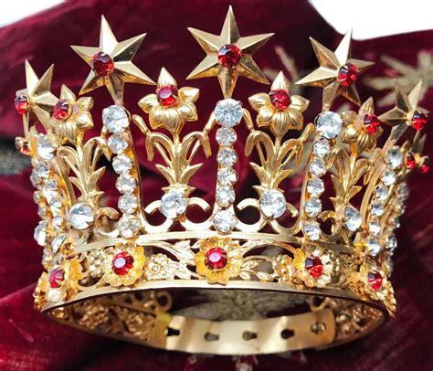 Antique French 19th Century Santos Couronne/Crown : La ...