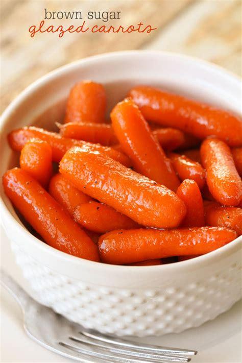 brown sugar carrots brown sugar glazed carrots recipe lil luna