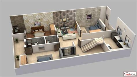 Interior Floor Plans by 3d Floor Plans 3d House Design 3d House Plan Customized