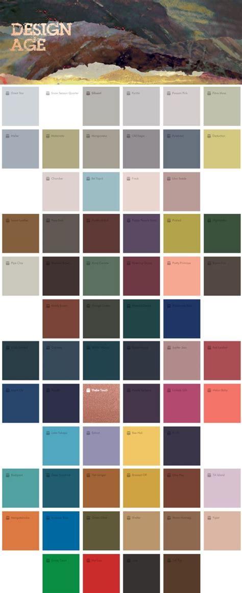 2016 dulux colour palettes at home abroad design