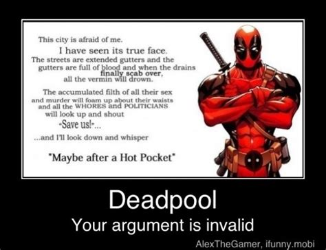 Your Argument Is Invalid Memes - your argument is invalid by from time on deviantart