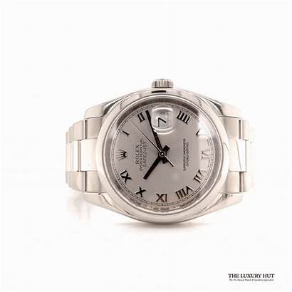 Rolex Oyster Perpetual Datejust Ref 2008 Steel