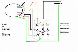 Leeson Electric Motor Reversing On Drum Switch Wiring Diagram