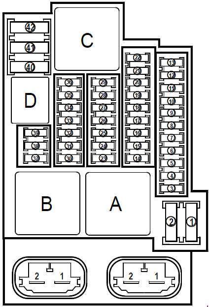 t19408_knigaproavtoru09051545 renault grand scenic fuse box diagram 37 wiring diagram on renault grand scenic fuse box diagram
