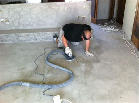 Concrete Floor Polishing, Barrie, ON   Ample Epoxy Systems
