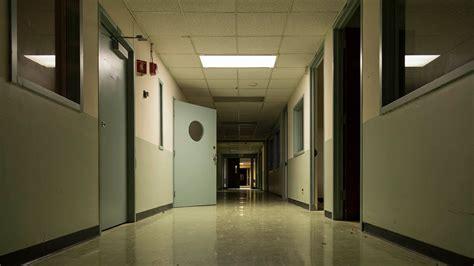 abandoned mental hospital  power   youtube