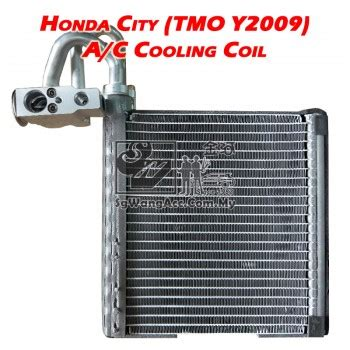Maybe you would like to learn more about one of these? Honda City (TMO Y2009) Air Cond Cooling Coil / Evaporator