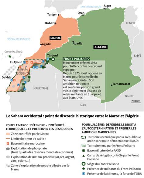 le de chevet marocaine occidental l interminable guerre froide