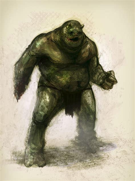 Ogre by JohanL on Newgrounds