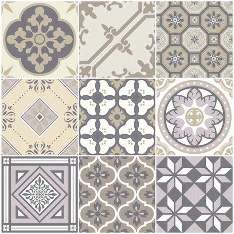 stickers carrelage carreaux de ciment 9 stickers carreaux de ciment ch 234 tre et design artistiques ambiance sticker