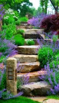 Garden Landscape Stairs