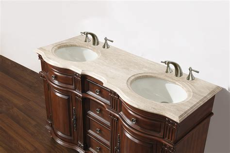who installs kitchen sinks 55inch norwalk vanity special vanity bathroom 1495