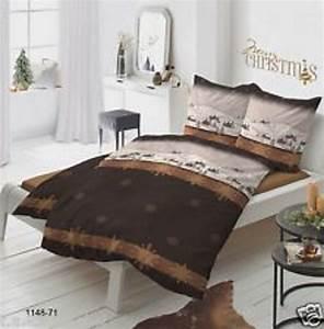 Bettwäsche Winterlandschaft Weihnachten : bettw sche weihnachten 155 220 m belideen ~ Sanjose-hotels-ca.com Haus und Dekorationen