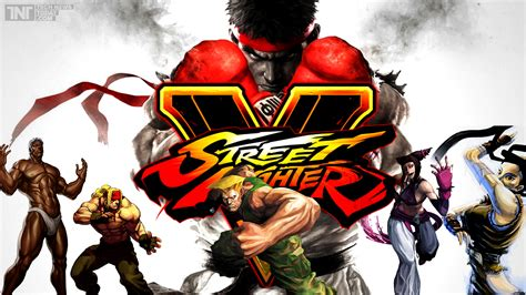 Street Fighter V Arcade Edition Coming January 2018
