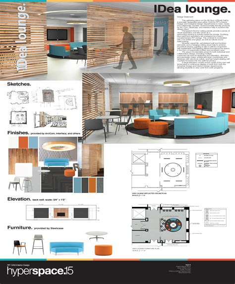 Interior Design Project by Hyperspace 15 The Judgement Interior Design