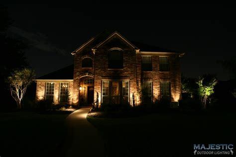Home Exterior Lighting Gallery