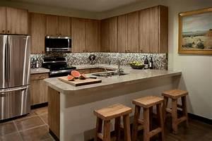 idees deco une cuisine rustique pour toutes les saisons With idee deco cuisine avec cuisine rustique