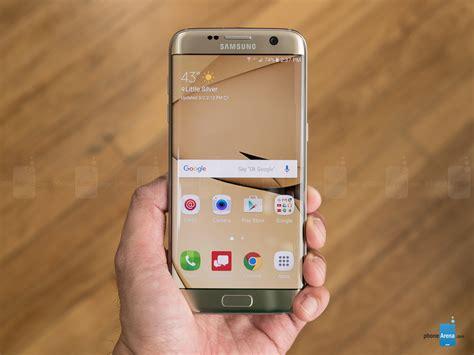 samsung galaxy s7 edge review phonearena