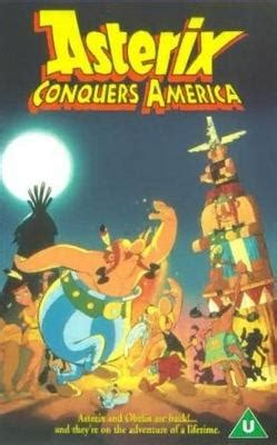 Astérix or astérix le gaulois) is a series of french comic strips written by rené goscinny and illustrated by albert uderzo (uderzo also took over the job of. Asterix Conquers America - Wikipedia
