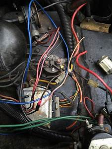 1984 F250 6 9  Relay Wiring