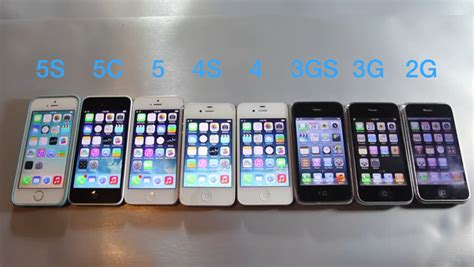 iphone speed iphone speed test 2g vs 3g vs 3gs 4 vs 5 vs 4c vs 5s