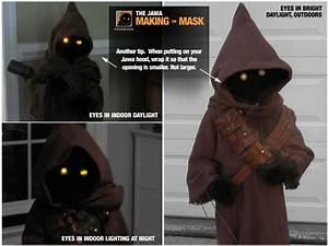 Tk409 Jawa Eyes   Mask Tutorial  Pics