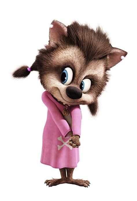 winnie werewolfgallery sony pictures animation wiki