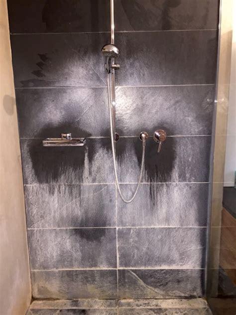 couchtisch unglaublich kalk entfernen dusche innerhalb