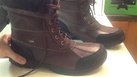 mens winter boots  ugg mens brutte boots