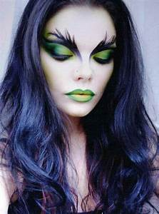 20 Creative Halloween Witch Makeup Ideas For You To Try Instaloverz