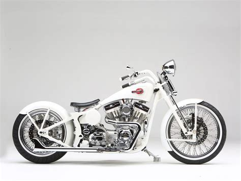 Powdercoating, Motorcycle Custom Paint, White Custom