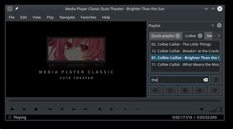 Media Player Classic Qute Theater 18.08 Free Download