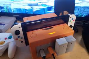 This Nintendo Switch Gamecube Dock Mod Even Has Working