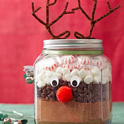 christmas jar gifts 50 cute mason jar craft ideas hative